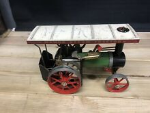 Te1a model steam traction engine