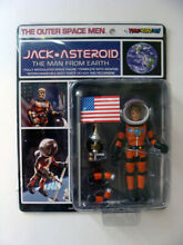The outer space men jack asteroid