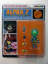 The outer space men alpha z figure