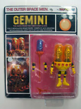 The outer space men gemini figure