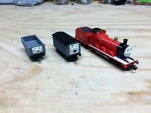 N scale james the red engine w