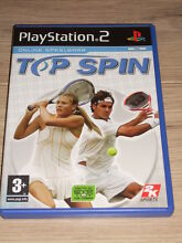 Top spin for playstation 2