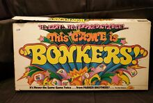 1978 parker brothers bonkers board