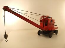 Tri ang gb jones kl 44 crane mobile