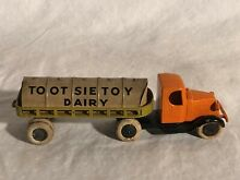 Dairy camion mack truck