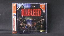 Factory sealed illbleed dc jap