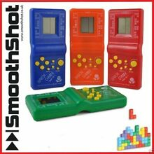 Lcd game electronic classic brick