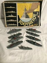 Naval fleet set in box