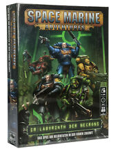 Space marine adventures im
