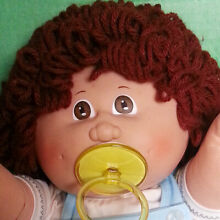 Collectible 1983 cabbage patch kid
