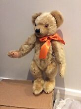 Merrythought yes no bear kept in