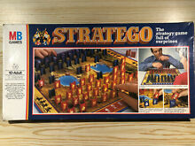 Board game 1982 mb games strategy