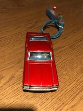 Rare 1960s ford mustang tin litho