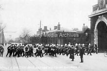 Kbn 51 marching band gosport