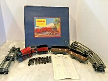 Hornby wind up 3435 litho train set