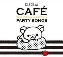 Audio cd cafe party songs various