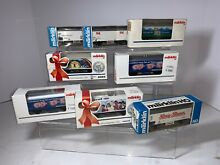 Ho scale 8 freight cars 44264 44181