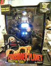 Forbidden planet electronic in hand
