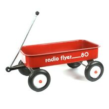 Brand new sealed 1970s radio flyer