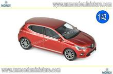 Renault clio 2019 falmme red no