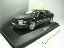 Audi a8 d3 2003 1 43 ebony black