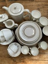 Royal doulton royalty tea set deco