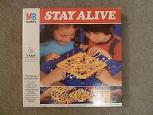 Mb games stay alive strategy game