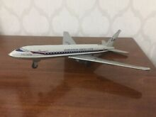 Airplane dc 8 tomiyama tin toy sas