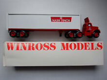 Nash finch diecast truck trailer 1