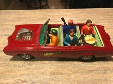 Monkees car tin toy monkeemoblie