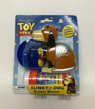 2009 toy story dog bubble blower