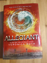 Allegiant di veronica roth ed in