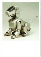 Aibo entertainment robot dog by