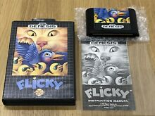 Flicky usa complete sonic megaman