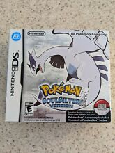 Pokemon soul silver w pokewalker