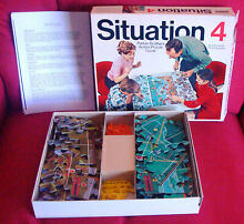 Situation 4 action puzzle board