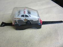 Rare sheriff car toy wrist racer