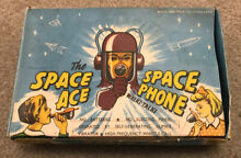 Space ace space phone toy astronaut