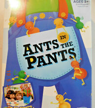 Ants in the pants game childrens