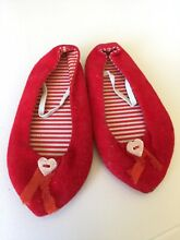 Red peppermint shoes free shipping