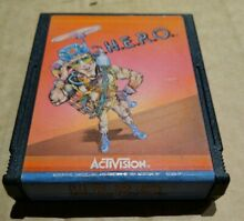 Hero for atari 2600 7800 cart only