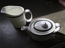 Royal doulton teapot and jug