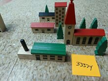 Town set 33374 used collectible toy
