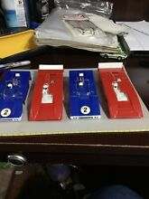 Pair slot car bodies 2 olds powered