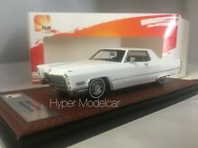 Glm 1 43 coupe deville 1968 white