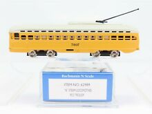 N scale 62989 pcc trolley