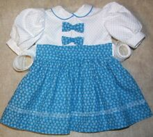 23 turquoise white floral 2 pc look