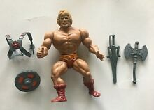 Motu action figure must see