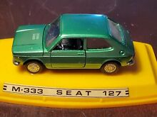 Die cast s a 1 43 scale model m 333