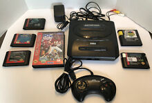 Console mk 1631 bundle 6 games